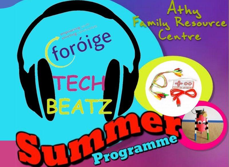 Foroige Tech Beatz Summer Programme 2019