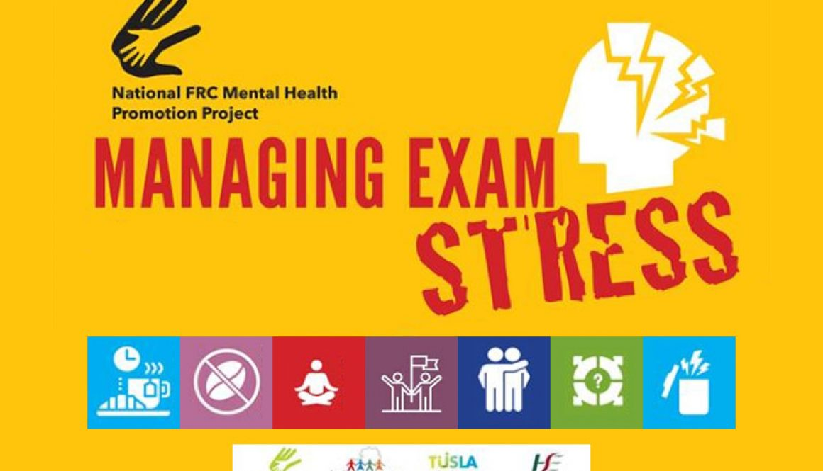 Managing Exam Stress - National FRC Mental Health Promotion Project